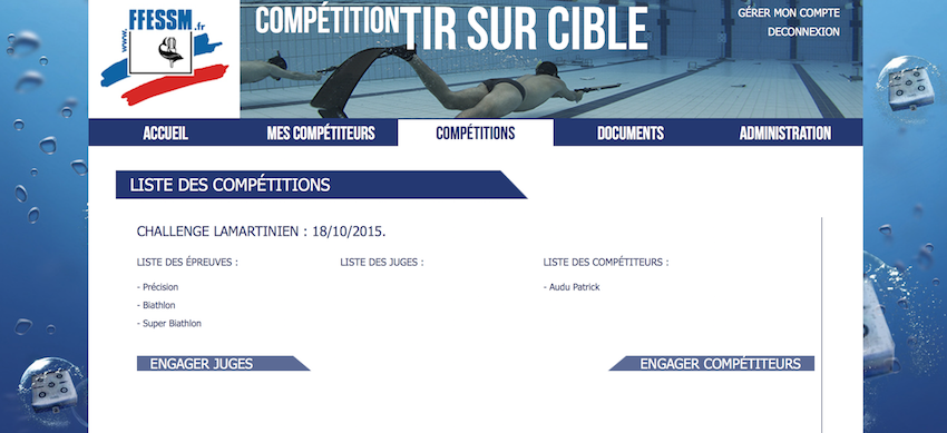 plateforme competition